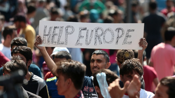 HUNGARY-EUROPE-SYRIA-AFGHANISTAN-MIGRANTS