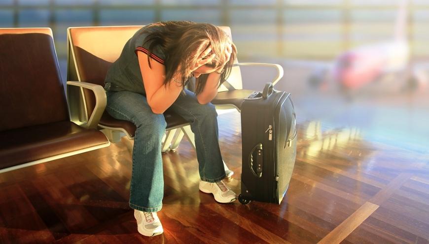 traveler lost