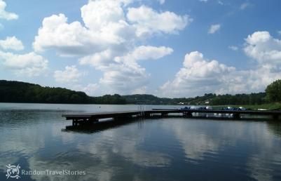 Jezioro Ostrzyce