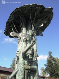 Skansen w Szymbarku