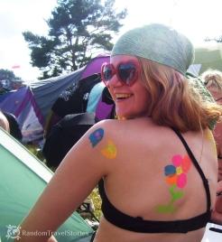 Mój pierwszy Woodstock - w 2012 r.