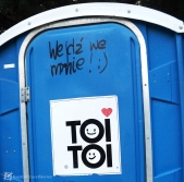Wesołe toalety