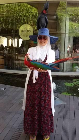 Soukie w Indonezji.