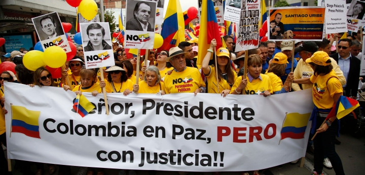 Colombia March