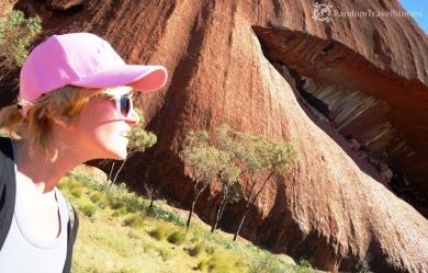 Kierunek: rzeczywistość. Refleksje pod Uluru, Australia.