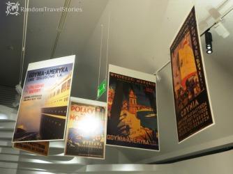 Muzeum Emigracji - wystawa