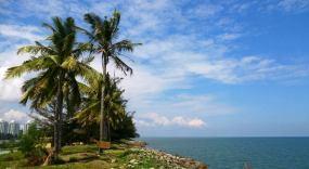 Takie widoki można mieć, pracując w Malezji.