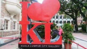 Kuala Lumpur nie da się nie kochać!
