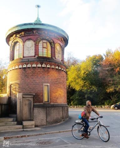 Muzeum Carlsberga - zwiedzanie miasta na rowerze.